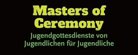 "Jugendgottesdienst ""Masters of Ceremony"" zum Thema Plastik"